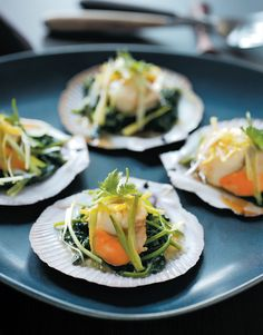 Chinese steamed scallops recipe from Margaret Fulton Favourites by Margaret Fulton | Cooked