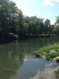 Little Missouri River, Murfreesboro Arkansas