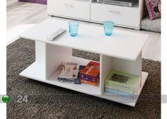 Sohvapöytä INFINITY, valkoinen
