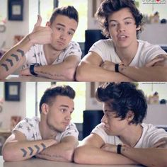 Can anyone else tell how much I love these pictures? And just Lirry in general???