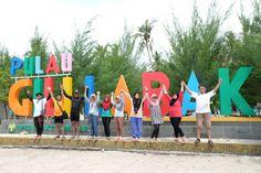 Wisata Bahari di Gili Labak Pulau Madura Surabaya, Explore, Exploring