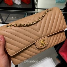 Medium Chevron Bag Chanel ❤❤❤ it? Order now. Once it's gone, it's gone! Just WhatsApp me +44 7535 715 239, Erwan.  Click my account name for other great items. #l2klChanel #l2klChanel #l2klChanel