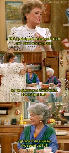 the golden girls - one of my most favorite shows ever!