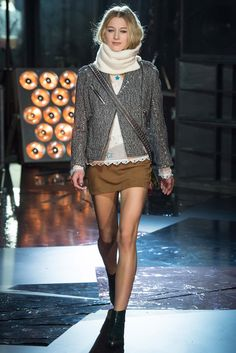 Zadig & Voltaire - Fall 2015 Ready-to-Wear - Look 25 of 33