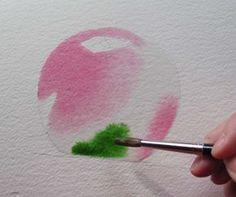 watercolour painting techniques 7