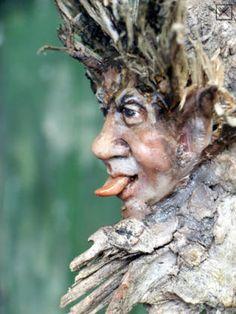 galeryfiguren ...mischievous wood sprite