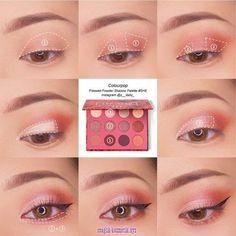 Pin by Leah on Beauty Korea Makeup, Korean Eye Makeup, Asian Makeup, Makeup Inspo, Makeup Inspiration, Makeup Tips, Beauty Makeup, Makeup Geek, Eyeshadow Makeup