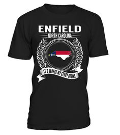 Enfield, North Carolina - It's Where My Story Begins #Enfield