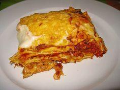 Béchamel-Hackfleisch-Lasagne 1