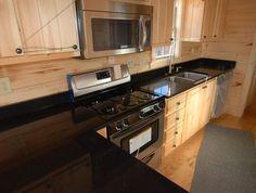 Log cabin park model homes nc
