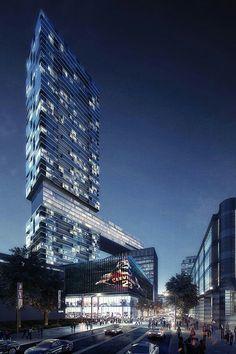 Plaza Nacional, Torre y Centro Empresarial, Av Metropolitana 6349, Centro Financiero, San Antonio
