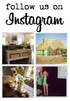 Shanty 2 Chic - AMAZING site full of the BEST DIY projects, including tons of pieces of beautiful furniture!