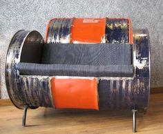 Barrel Seating