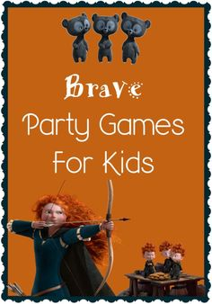 Frozen party games for toddlers my kids guide toddlers game brave party games for kids my kids guide solutioingenieria Images