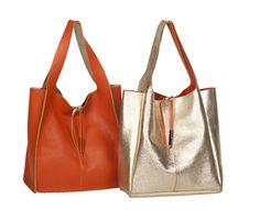 Una borsa dorata, perfetta per l'estate! http://www.caleidostore.it/it/borse-medie/136-weissian.html