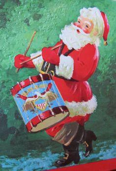 Bicentennial Santa