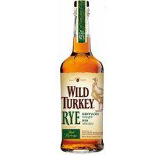 Wild Turkey Rye 81 Proof Whiskey
