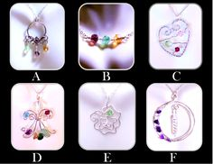 Mother gifts birthstone jewelry and mother daughter jewelry