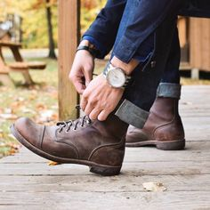 Red Wing Shoes Owners Club | selvedge1:   #365daysofraw | IG:...