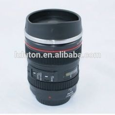 www.lltbottles.com camera coffee mug  400Ml Thermos Travel Mug  Lend a Hand – Easy one-handed drinking with the push of a button •Our Lids Are Sealed leak and spill proof .
