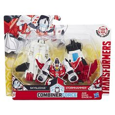 Transformers: Robots in Disguise Combiner Force Crash Combiner Skyhammer Transformers Bumblebee, Bumblebee Toys, Transformers Cybertron, Transformers Toys, Ninja Birthday, 6th Birthday Parties, Scary Boy Costumes, Easy Lego Creations, Power Rangers Toys