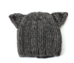 Cat knit cap / ShopStyle: Deuxieme Classe アパルトモン EUGENIA KIM CAT ニットキャップ