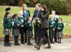 Kate, who is known for her love of recycling her wardrobe choices, has worn the brown boot...