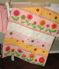 Really cute quilt!