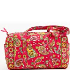 For weekend get-a-ways the Bella Taylor duffle bag is the perfect size! http://www.justjaneonline.com/product/duffle/