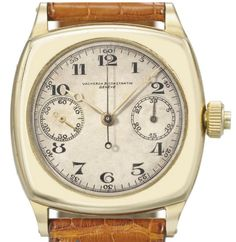 96698db1 Fancy | A Look At An Obscure Vacheron Mono-Pusher Chronograph From 1930 And  The