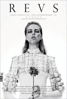 COVER  cMag695  REVS Magazine (Finland) cover (2) by Federico Cabrera / December 2012