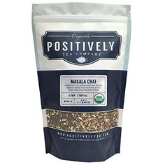 Organic Masala Chai Tea Loose Leaf Bag Positively Tea LLC 1 lb >>> Find out more about the great product at the image link. (This is an affiliate link and I receive a commission for the sales)