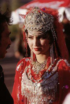 Mulher uzbeque