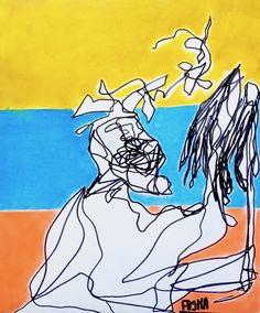 #Johannesfuska Pocahontas, Disney Characters, Fictional Characters, Disney Princess, Art, Kunst, Art Background, Performing Arts, Fantasy Characters