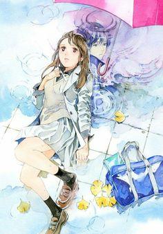 Yato e Hiyori Yato And Hiyori, Noragami Anime, Manga Art, Manga Anime, The Darkness, Otaku, Yatori, Fanart, Manga Covers
