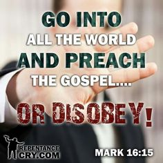 Be doers of the word and not hearers only.
