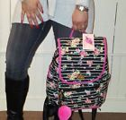 ☼≥ Betsey #Johnson Bows #Tote Backpack Travel, Diaper Bag,gym, #Weekender NWT Expires http://j.mp/2h0kzuP