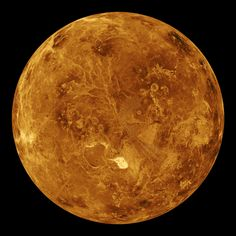 [フリー画像素材] 風景, 宇宙, 惑星, 金星 ID:201404210400