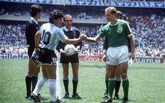 Final Mundial 86 - Maradona Retro Pics (@MaradonaPICS) | Twitter