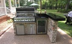 Patio Ideas On A Budget - Bing Images #summer #grilling #grill http://whiteglovegrillcleaning.com