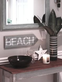 awesome site for DIY beach themed decorations!!!!