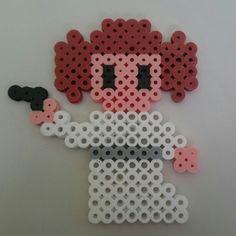 Princess Leia - Star Wars hama beads by La Cajita Friki