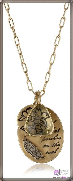 Heather B. Moore Harriet 14k Gold Pendant Necklace