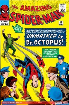 Spiderman 1963 #12 (Steve Ditko)