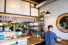 People are worried vegan restaurants are closing in Toronto Jamaican Patty, Toronto Location, Veggie Spring Rolls, Toronto Neighbourhoods, Mango Puree, Mango Salad, Tasting Menu, Vegan Restaurants, Being A Landlord
