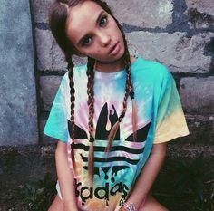The ultimate babe INKA Williams Grunge Fashion, 90s Fashion, Fasion, Pretty People, Beautiful People, Inka Williams, Fresh Tops, Thing 1, Tie Dye T Shirts