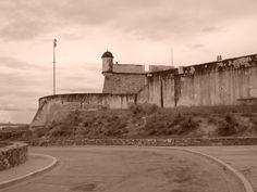 Fortaleza de San Antonio de Cumaná. Estado Sucre, Venezuela.