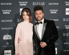 September 8: Selena and The Weeknd attending Harper's BAZAAR Icons Party in New York, NY [HQs]