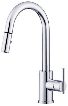 Parma Single Handle Deck Mounted Kitchen Faucet