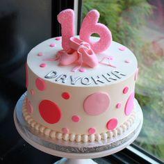 Sweet 16 Birthday Cakes Cake Ideas Best